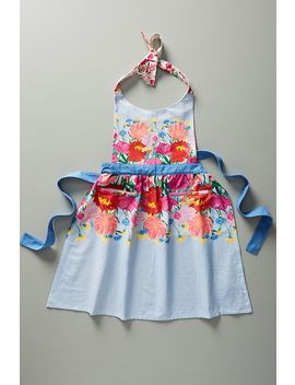 Jackie Diedam Dahlia Apron by Anthropologie