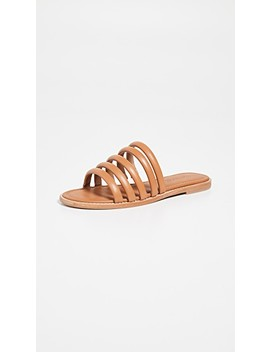 The Addie Slide Sandals by Madewell