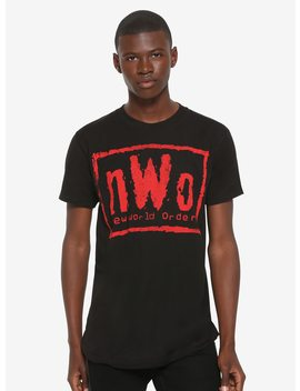 Wwe Nwo Wolfpac T Shirt by Hot Topic