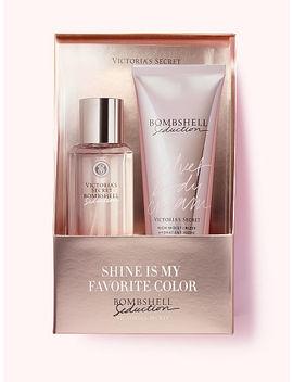 Travel Fragrance Mist & Lotion Gift Set by Victoria's Secret