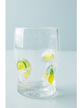 Galleon Juice Glass by Anthropologie