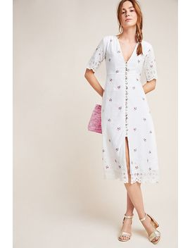 Yumi Kim Raleigh Midi Dress by Yumi Kim