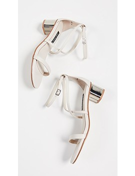 Jemini Block Heel Sandals by Senso