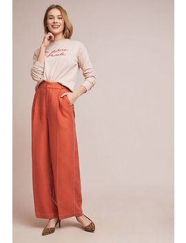 Conclave Trousers by Anthropologie