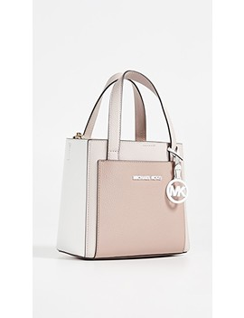 Gemma Small Pocket Tote by Michael Michael Kors