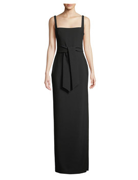Phillipa Sleeveless Cutout Gown by Likely