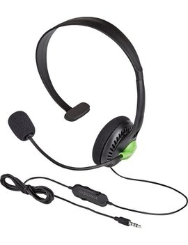 Wired Chat Headset For Xbox One   Black by Insignia™