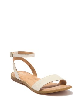 Alice Ankle Strap Leather Sandal by Born