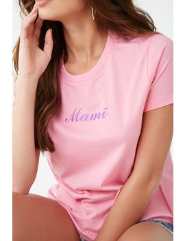 Mami Graphic Tee by Forever 21