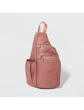 Nylon Sling Backpack   Joy Lab Pink by Joy Lab Pink