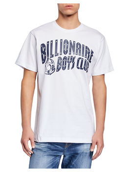 Men's Classic Arch Logo T Shirt by Billionaire Boys Club
