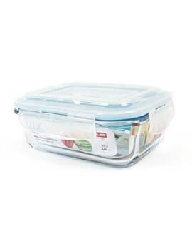 neoflam-cloc-glass-food-storage-container-w_-airtight-lid,-clear,-215-oz by neoflam