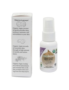 Cocokind Organic Facial Repair Serum 1 Oz by Cocokind