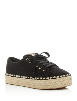 Women's Eve Low Top Platform Espadrille Sneakers by Tretorn