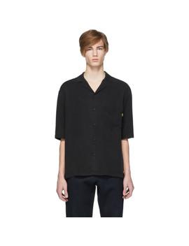 Black Pejer Shirt by Tiger Of Sweden Jeans