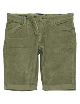 "Hollister Men's Epic Flex Skinny Corduroy Denim Shorts (9"" Inseam) Hom 40 by Hollister Co.."