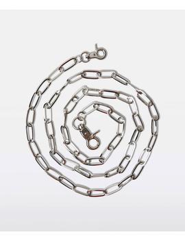 Undertow Belt Chain Silver by Au