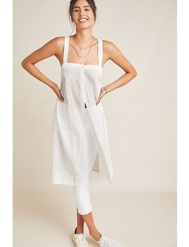 Shelter Island Tunic Blouse by Anthropologie