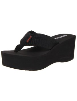 Rocket Dog Women's Crush Webbing Wedge Sandal by Rocket Dog