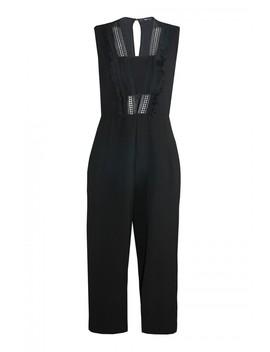 Tfnc Yua Black Jumpsuit by Tfnc London