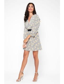Tfnc Sura Floral Mini Dress by Tfnc London