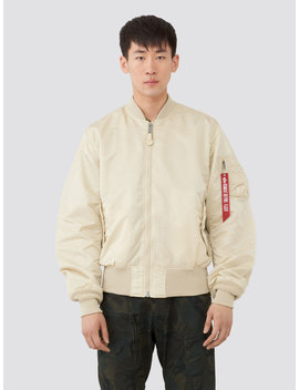 L 2 B Loose Flight Jacket by Alpha Industries