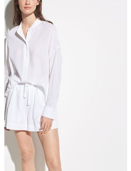 Button Up Tunic by Vince