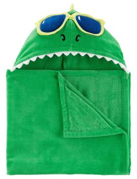 Dinosaur Hooded Towel by Oshkosh