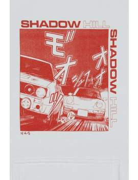 Japan Premium Performance Hoodie by Shadow Hill