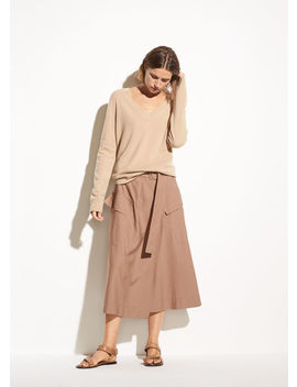 utility-skirt by vince