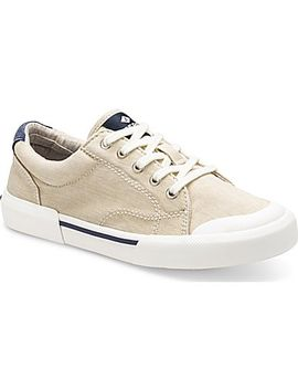 Big Kid's Striper Ii Retro Sneaker by Sperry