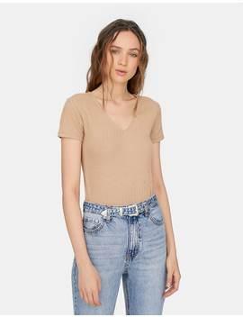 koszulki-damskie by stradivarius