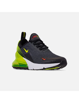 Boys' Big Kids' Nike Air Max 270 Rf Casual Shoes by Nike