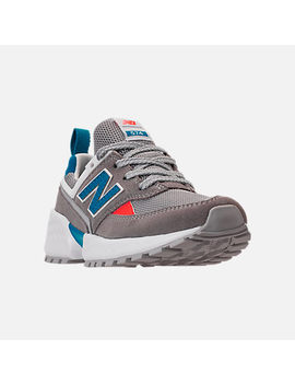 Boys' Big Kids' New Balance 574 Sport V2 Casual Shoes by New Balance