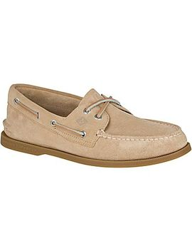 Men's Sperry Authentic Original Suede Boat Shoe by Sperry