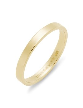 Aria Thin Fine Ring by Brook And York