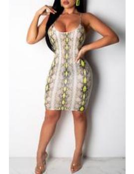 Roaso Sexy Backless Knee Length Dress by Roaso