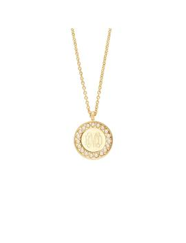 Holly Pearl Pendant by Brook And York