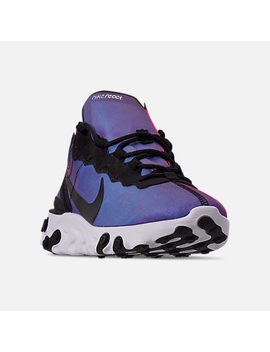 Men's Nike React Element 55 Premium Running Shoes by Nike