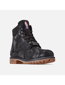Men's Timberland X Nba East Vs. West 6 Inch Classic Premium Boots by Timberland