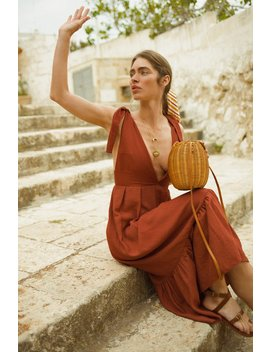 Serenity Dress   Burgundy by Lovely Pepa Collection