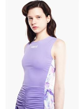 Daisy Print Ruffle Dress by Genuine People