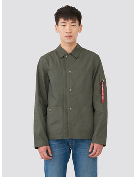 P 42 Mod Field Shirt by Alpha Industries