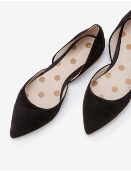 Henrietta Flats   Black by Boden