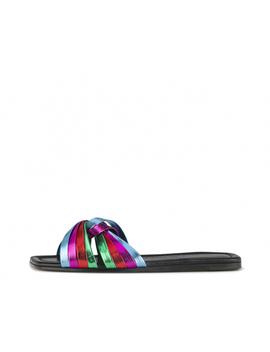 Slide With Multicolor Weaving by Attilio Giusti Leombruni