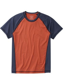 L.L.Bean Upf 50+ Sun Shirt, Color Block by L.L.Bean
