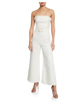 eleri-linen-belted-jumpsuit by alexis