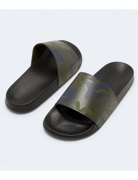 Camo Slide Sandal by Aeropostale