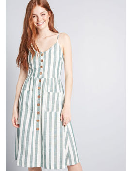 Alfresco Glow Sundress by Modcloth