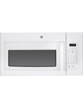 1.6 Cu. Ft. Over The Range Microwave   White by Ge